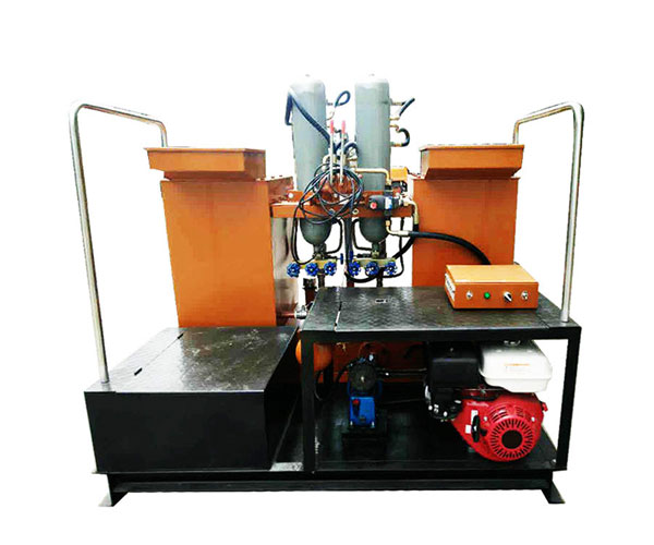 Cold Spray Road Line Marking Machine