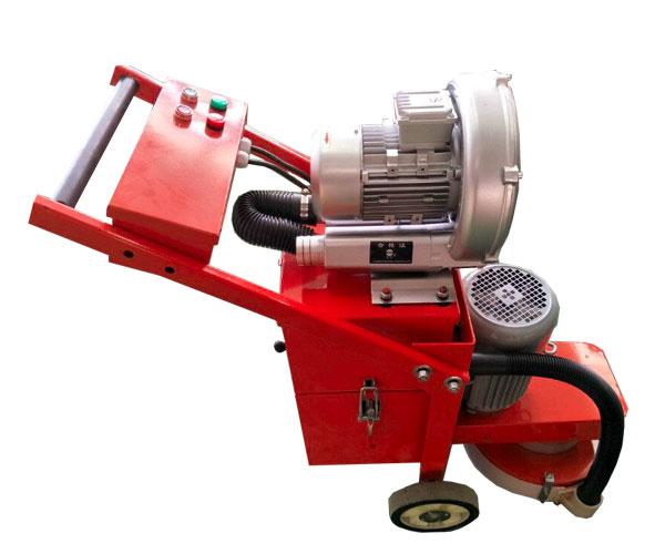 Concrete Floor Grinder with Vacuum