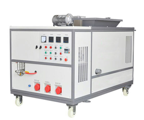 Non curing Hot Melt Spraying Machine