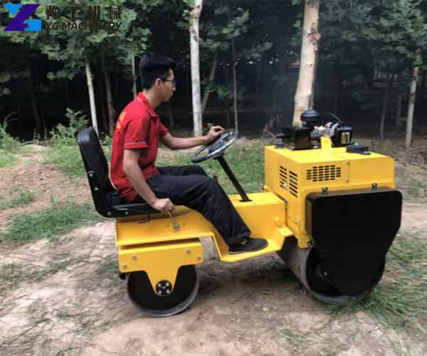 Small Roller Compactor