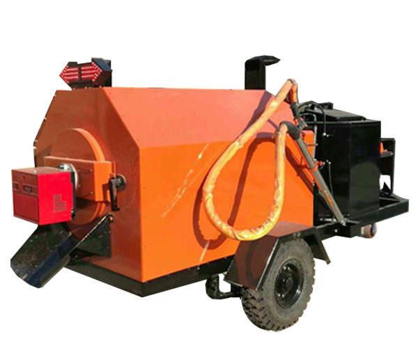 Asphalt Reclaiming Machine