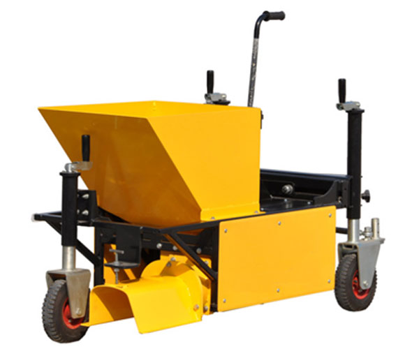 Asphalt Curb Machine