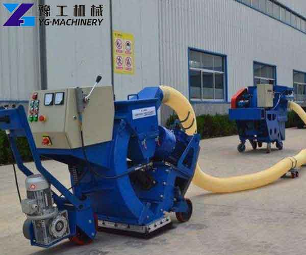 Shot Blasting Machine Price