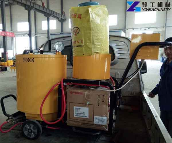 Asphalt Crack Filling Equipment