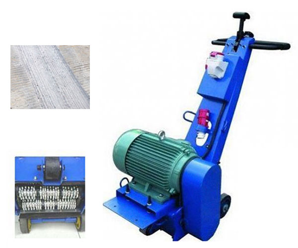 Milling Machine for Concrete