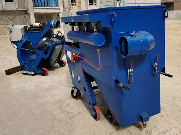 Bridge Shot Blasting Equipment