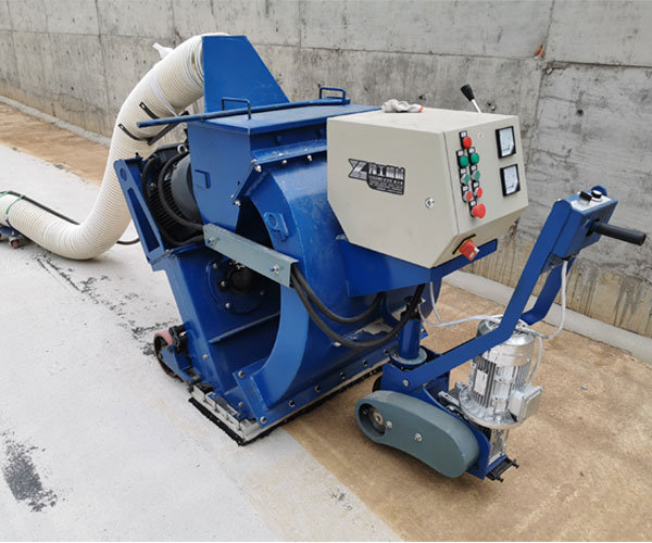 Concrete Shot Blasting Equipment