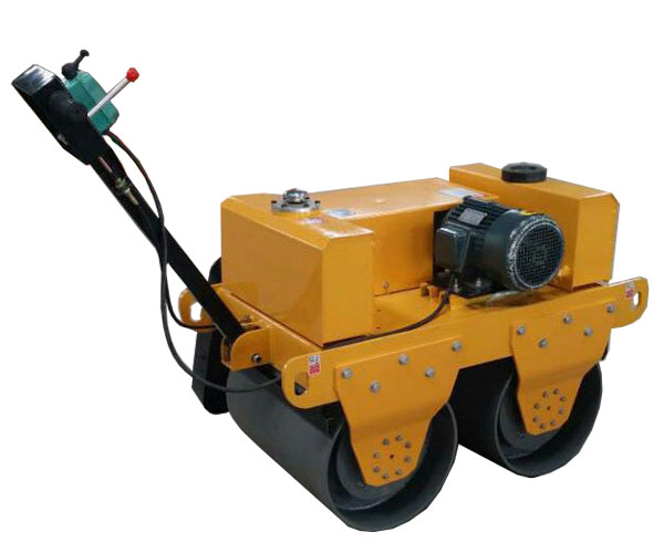 Electric Double Drum Roller