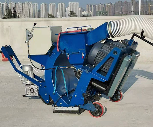 Road Shot Blasting Machine