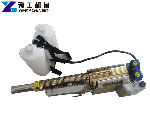 Disinfectant Sprayer Machine