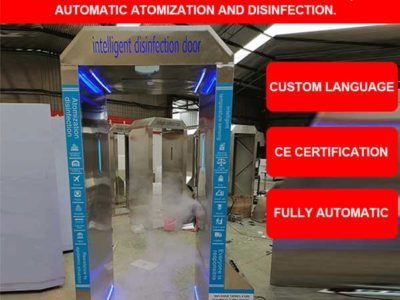 Atomization Disinfection Door for Sale in Nigeria