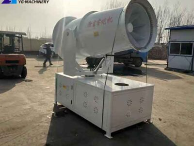 Dust Suppression Equipment for Sale in India