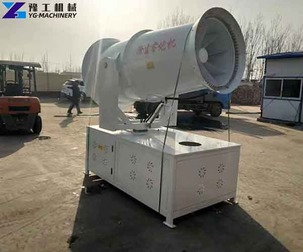 Dust Suppression Fog Cannon