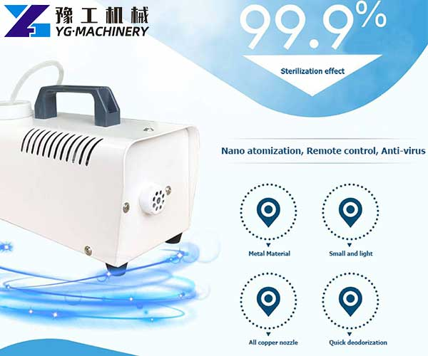 Fogging Sanitizer Machine for Sale