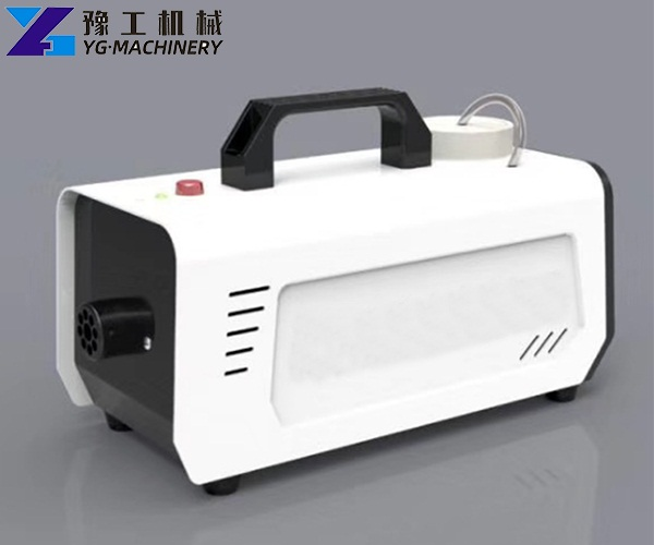 Fogging Sanitizer Machine