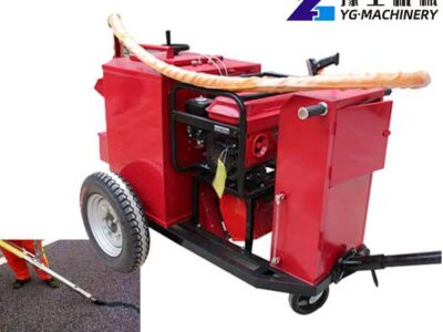 Asphalt Crack Sealer Machine