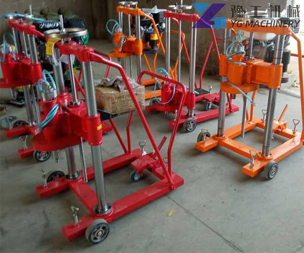 Asphalt Coring Equipment
