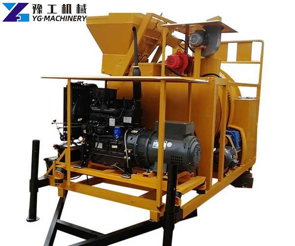 Asphalt Reclaiming Machine for Sale