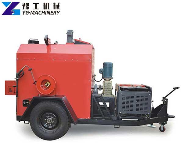 Asphalt Recycling Machine