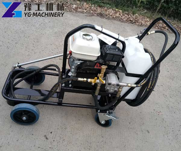Asphalt Spraying Machine