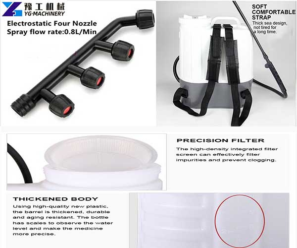 Backpack Sprayers for Sale