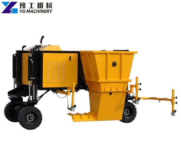 Concrete Curbing Machine