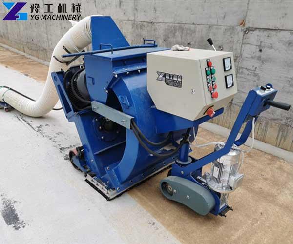 Concrete Shot Blasting Equipment