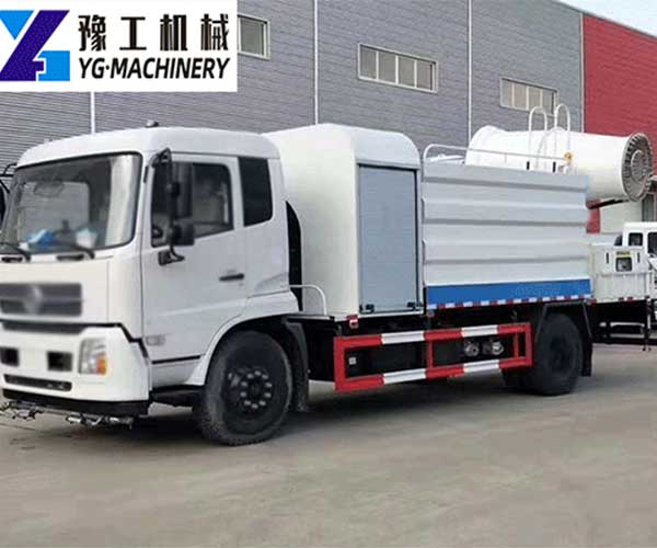 Dust Control Water Truck for Sale
