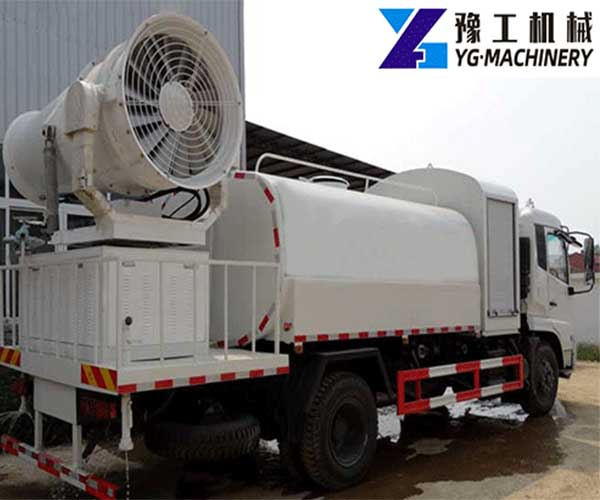Dust Control Water Truck