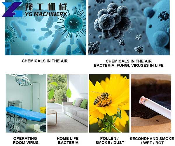 Eliminate Substances