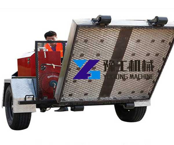 Infrared Asphalt Repair Equipment