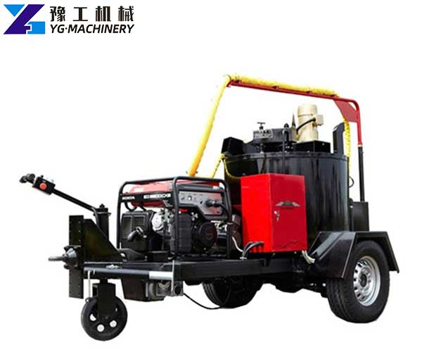 Mobile Road Repairing Machine