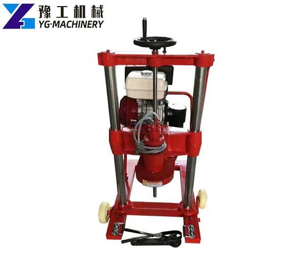 Pavement Coring Machine