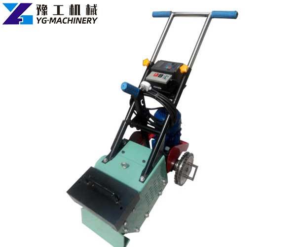 Polyurethane Scraper Machine