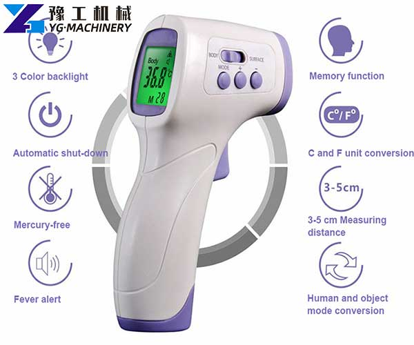 Thermometers Infrared