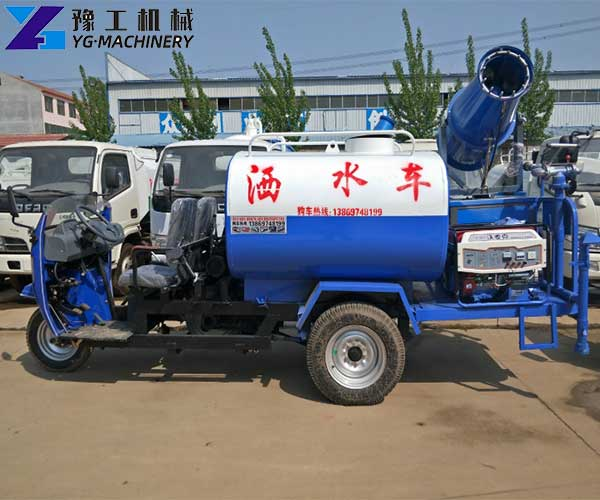 Truck Mounted Dust Suppression