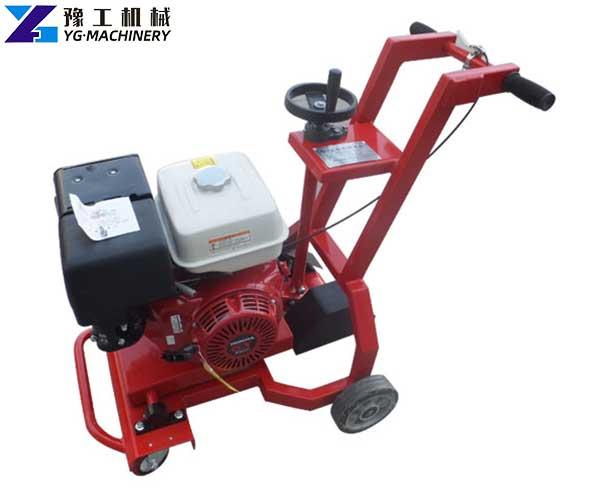 Asphalt Grooving Machine