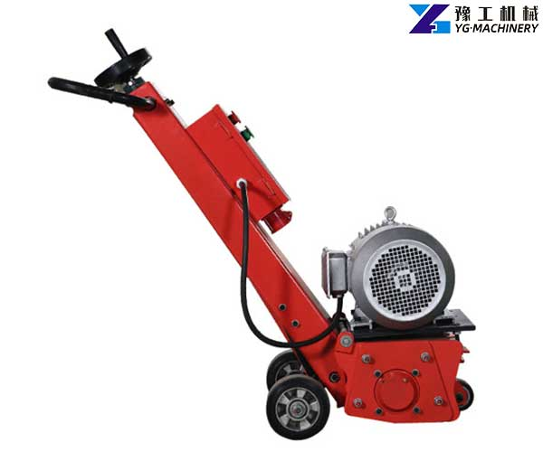 Asphalt Road Milling Machine