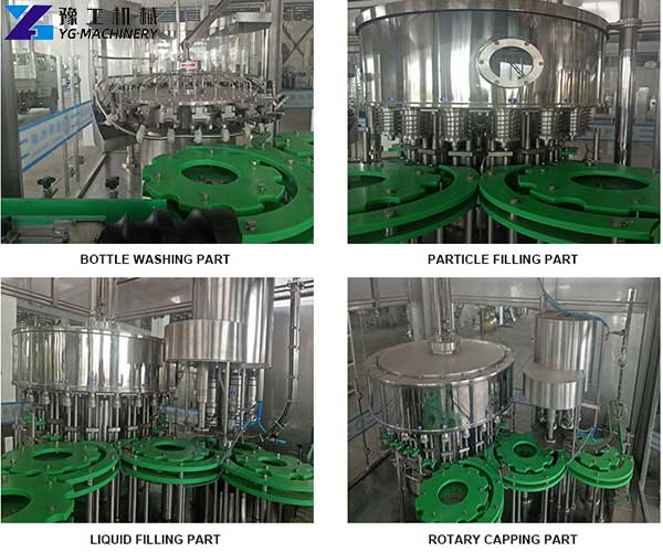 Automatic Water Filling Machine Supplier