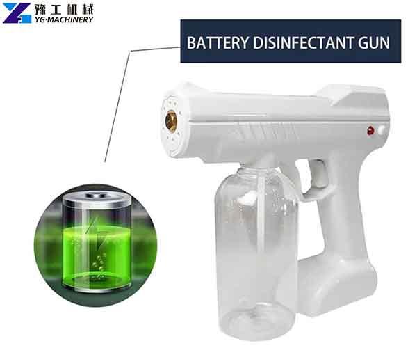 Anion Nano Spray Gun