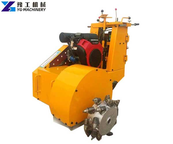 Concrete Road Milling Machine
