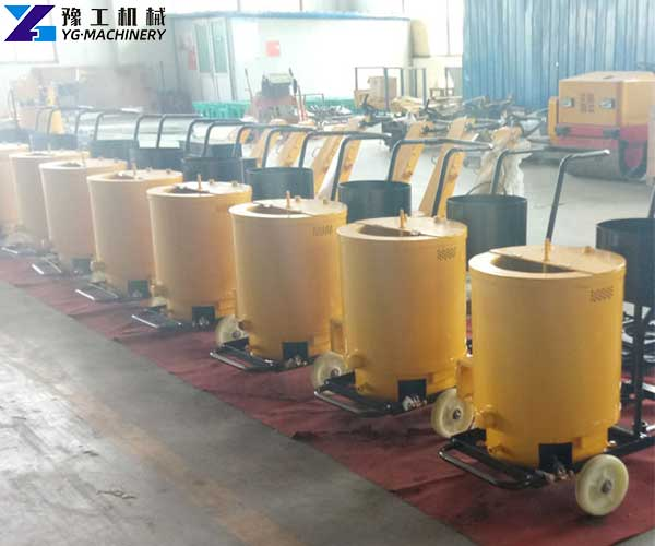 Crack Filling Machine Factory