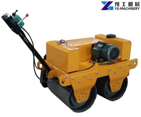 Electric Double Drum Roller for sale