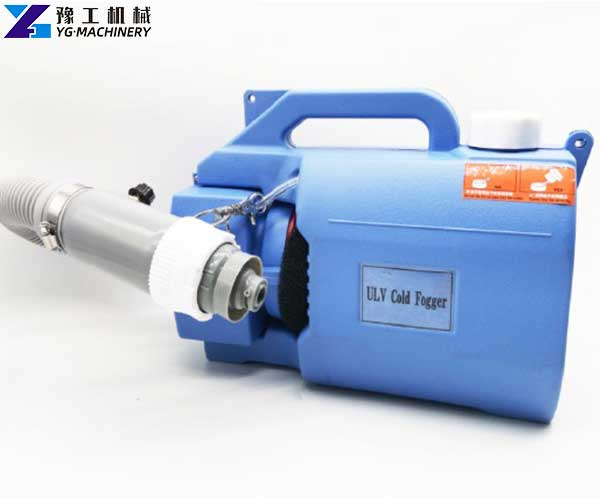 Fog Machine for Disinfection