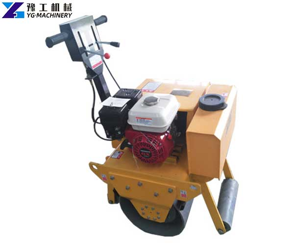 Full Hydraulic Ride-on Roller