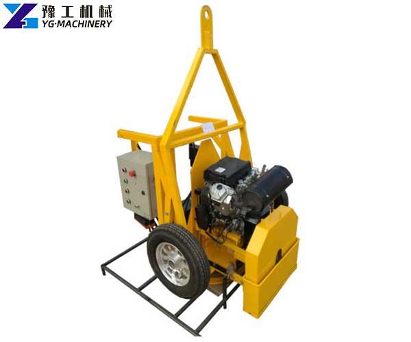 Fully Automastic Manhole Cutting Machine