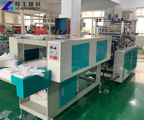 Gloves Manufacturing Machine