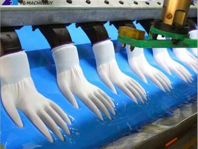Labor Protection Gloves Machine