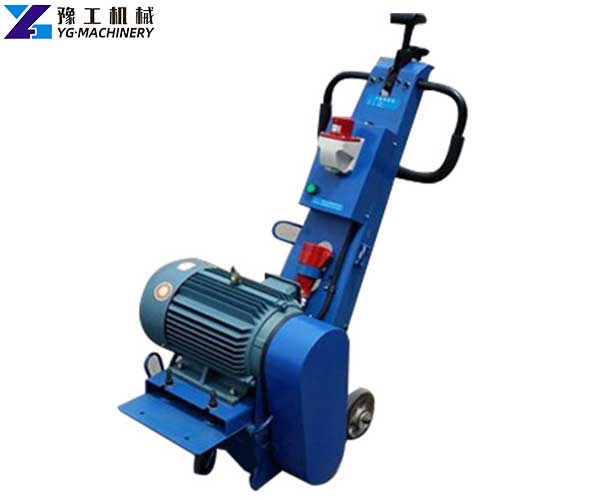 Mini Concrete Milling Machine