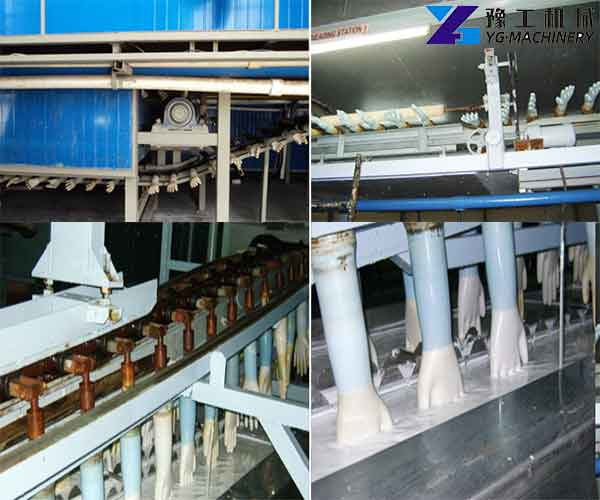 Nitrile Glove Manufacturing Equipment